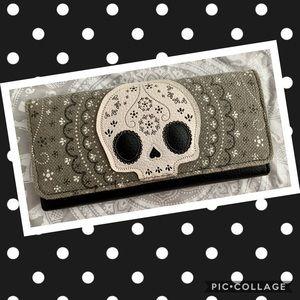 Loungefly Sugar Skull Wallet